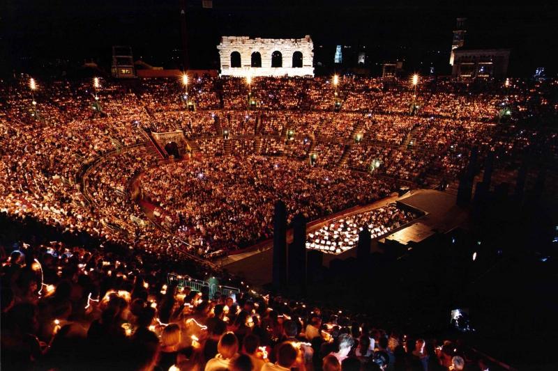 Kombinationsreise Verona & Gardasee inkl. Arena di Verona