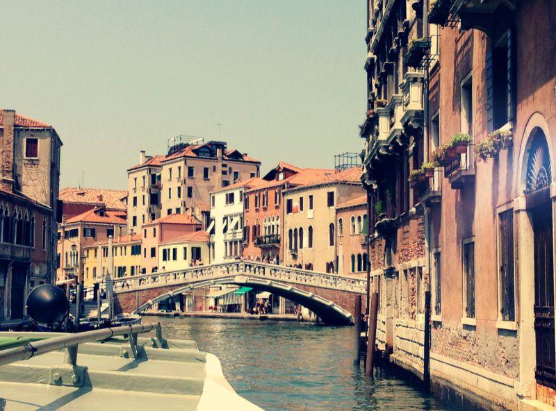 Zug-Rundreise Venedig, Mailand & Verona ab München