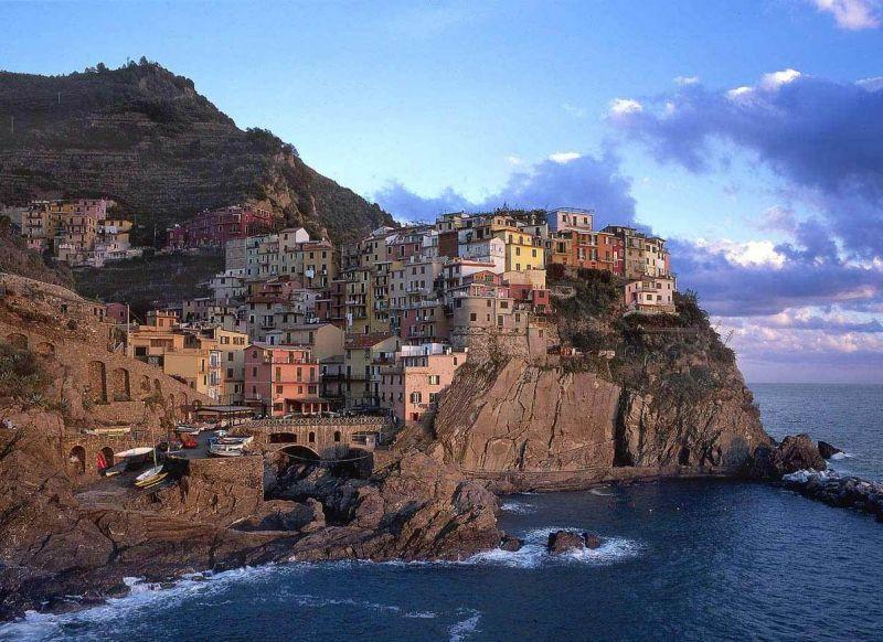 PKW Rundreise: Cinque Terre, Toskana & Venetien